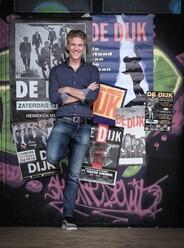 Hugo Logtenberg schrijft boek over De Dijk
