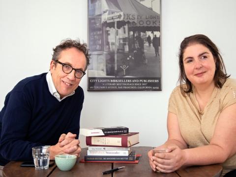 Joost Nijsen en Sladjana Labovic